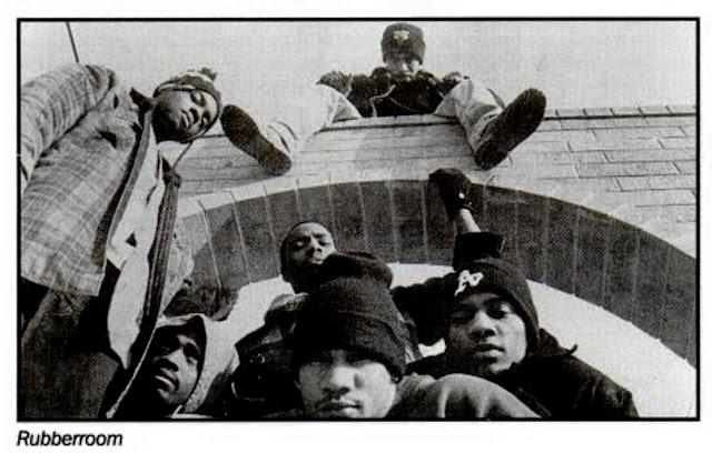 Rubberoom Architechnology Hip Hop  Nostalgia