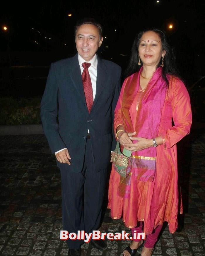 Anang Desai, Chitra Desai, Nikitin Dheer, Kratika Sengar Wedding Pics