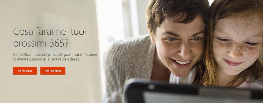 Office 365 quale versione scegliere