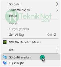 Windows 11 Bulanık Yazı Sorunu Çözümü