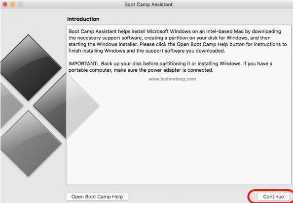 Cara Mudah Install/Memasang Windows 10 Di MacBook 3