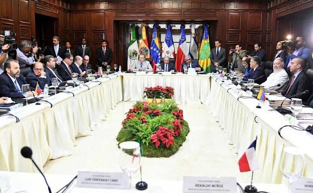 Gobierno pide eliminar sanciones a cambio de las condiciones electorales