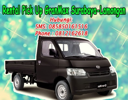 Rental Pick Up Grandmax Surabaya-Lamongan