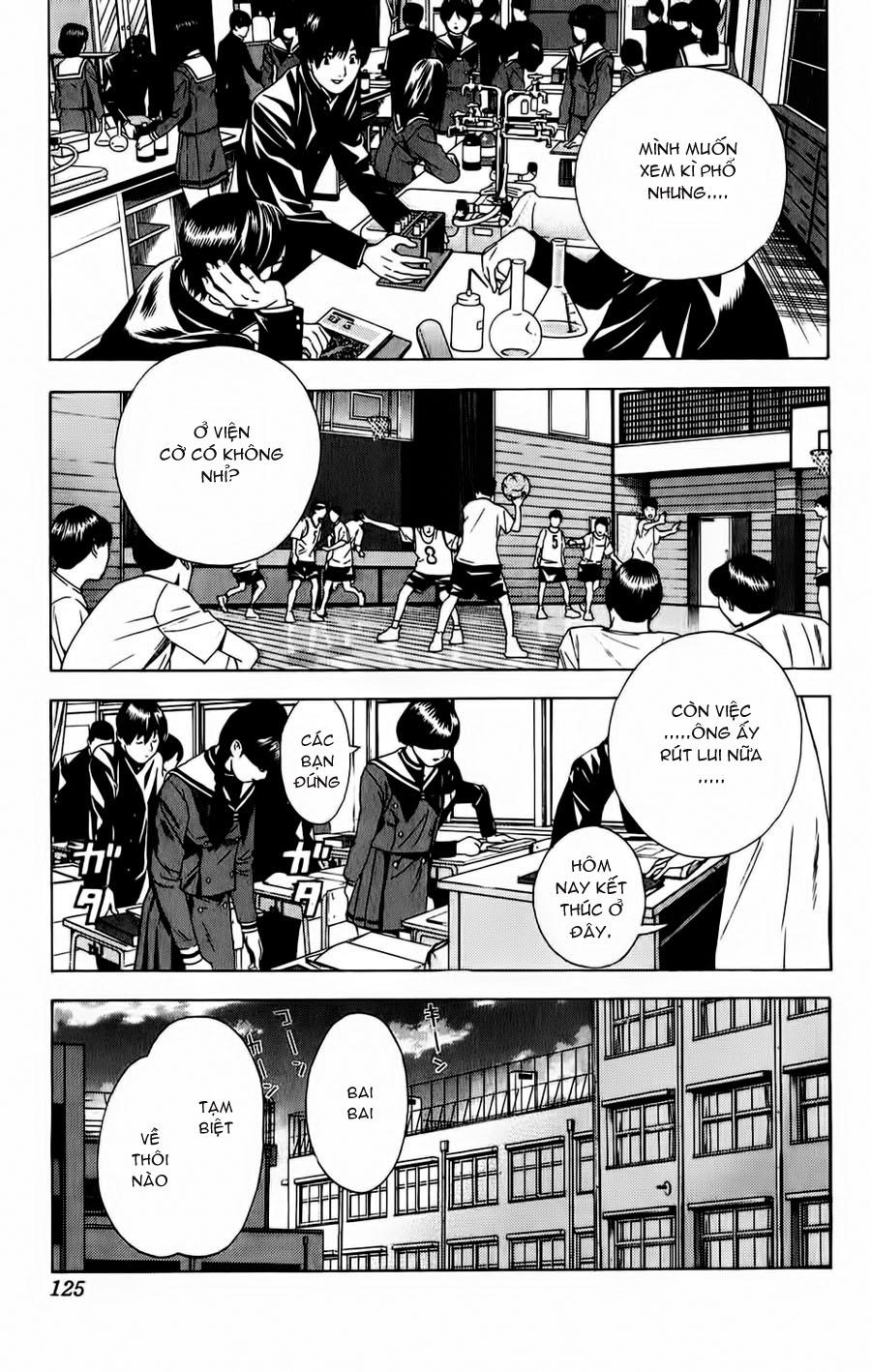 Hikaru No Go hikaru no go chap 119 trang 11