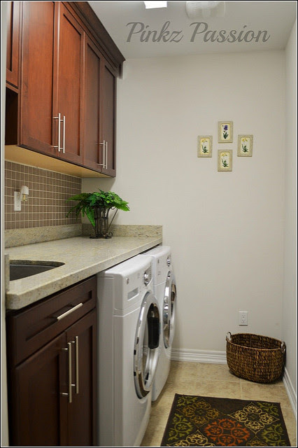 My Home - My Pride (Laundry Room)