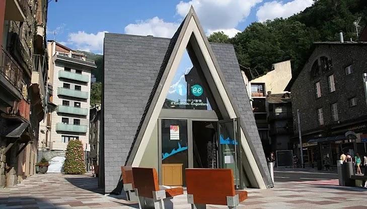 Oficina de Turismo de Escaldes-Engordany