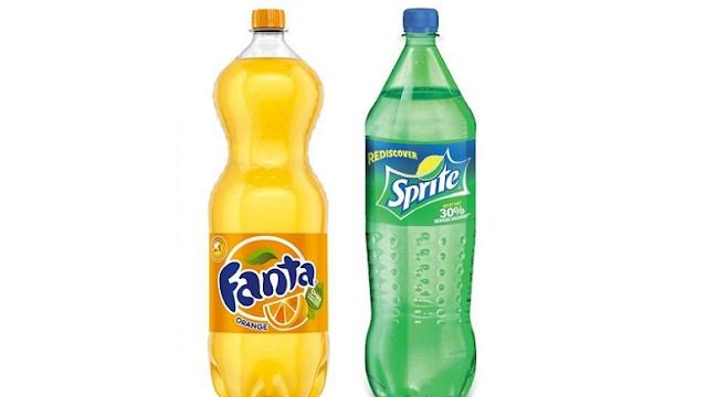 Fanta - Sprite
