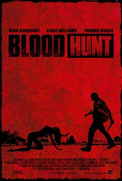 Blood Hunt 2017 English Movie Download DVDRip 720p at movies500.org