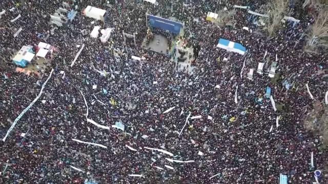 Ν. Λυγερός - Συλλαλητήρια και #Δημοσκοπήσεις  [ #συλλαλητήριο #σκοπιανό ]