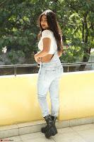 Neha Deshpande in Spicy Denim Jumpsuit and Whtie Crop Top March 2017 075.JPG