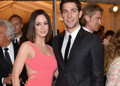 how did emily blunt and her husband meet