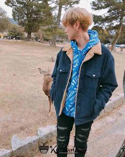 Foto Keren Luhan mantan anggota EXO