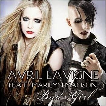 Avril Lavigne ft. Marilyn Manson - Bad Girl:歌詞+中文翻譯 - 音樂庫