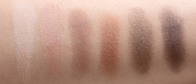 Палетка теней BeYu Capetown Natural Nudes Eyeshadow Palette By Irma  «Nude Brown» 1 свотчи