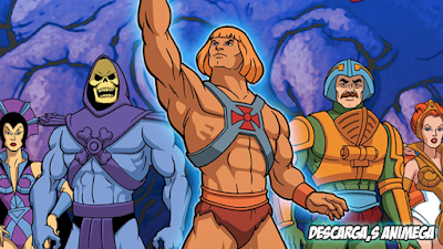 He-Man y los Amos del Universo 130/130 Audio: Latino Servidor: Mega