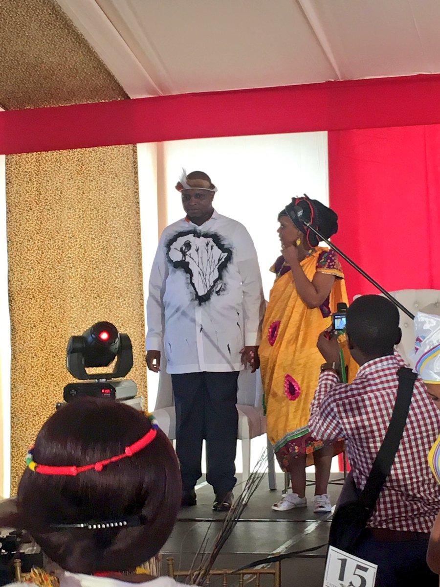 EFFs Floyd Shivambu Marries His ANC Sweetheart Siphesihle Pezi