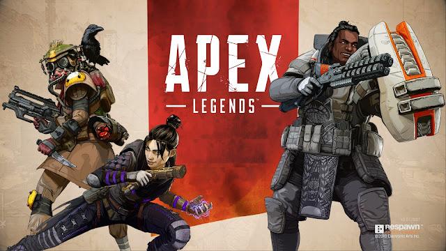 مواصفات تشغيل لعبة apex legends pc