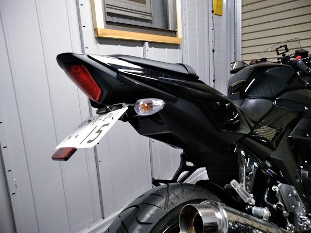 GSX250Rの写真