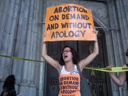 Image result for abortion on demand and without apology