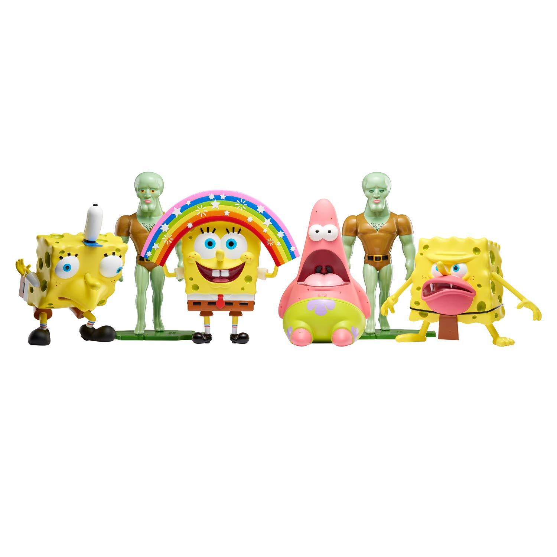 NickALive!: Alpha Group Celebrates SpongeBob SquarePants' 20th
