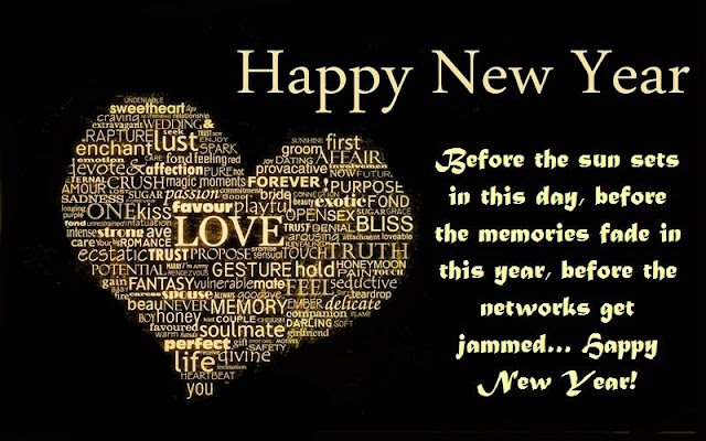 Wish you happy new year 2018 best friends family Wife Images download 2018