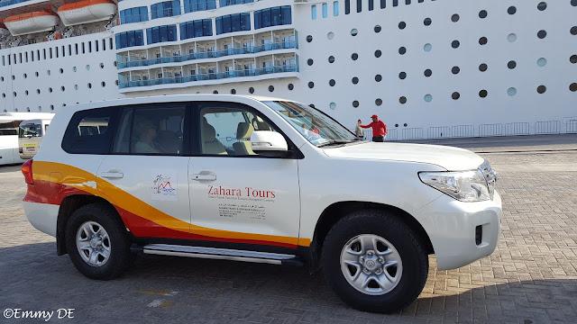 Safari with Zahara Tours ~ Muscat ~ Oman by ©Emmy DE