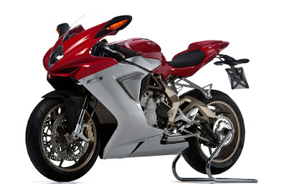 MV Agusta F3 800 Side view image