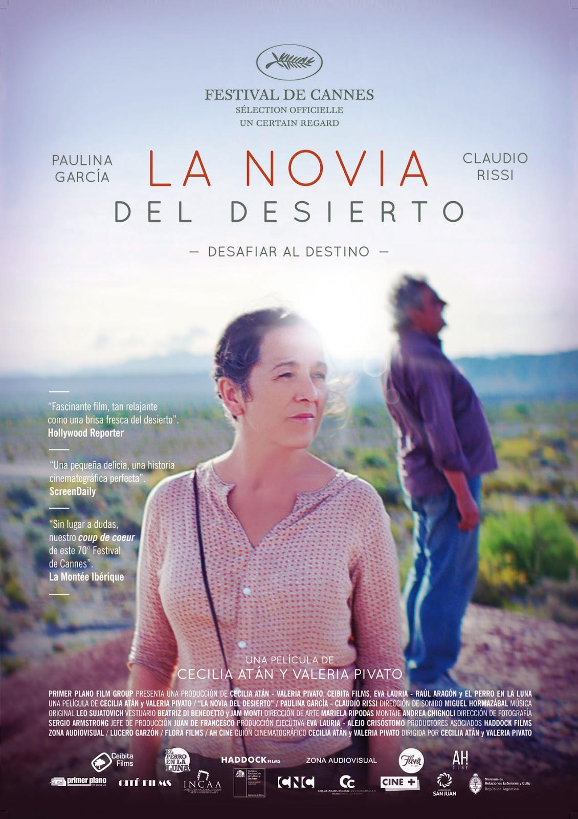 Ver La novia del desierto Online (2017) Gratis HD Pelicula Argentina Completa