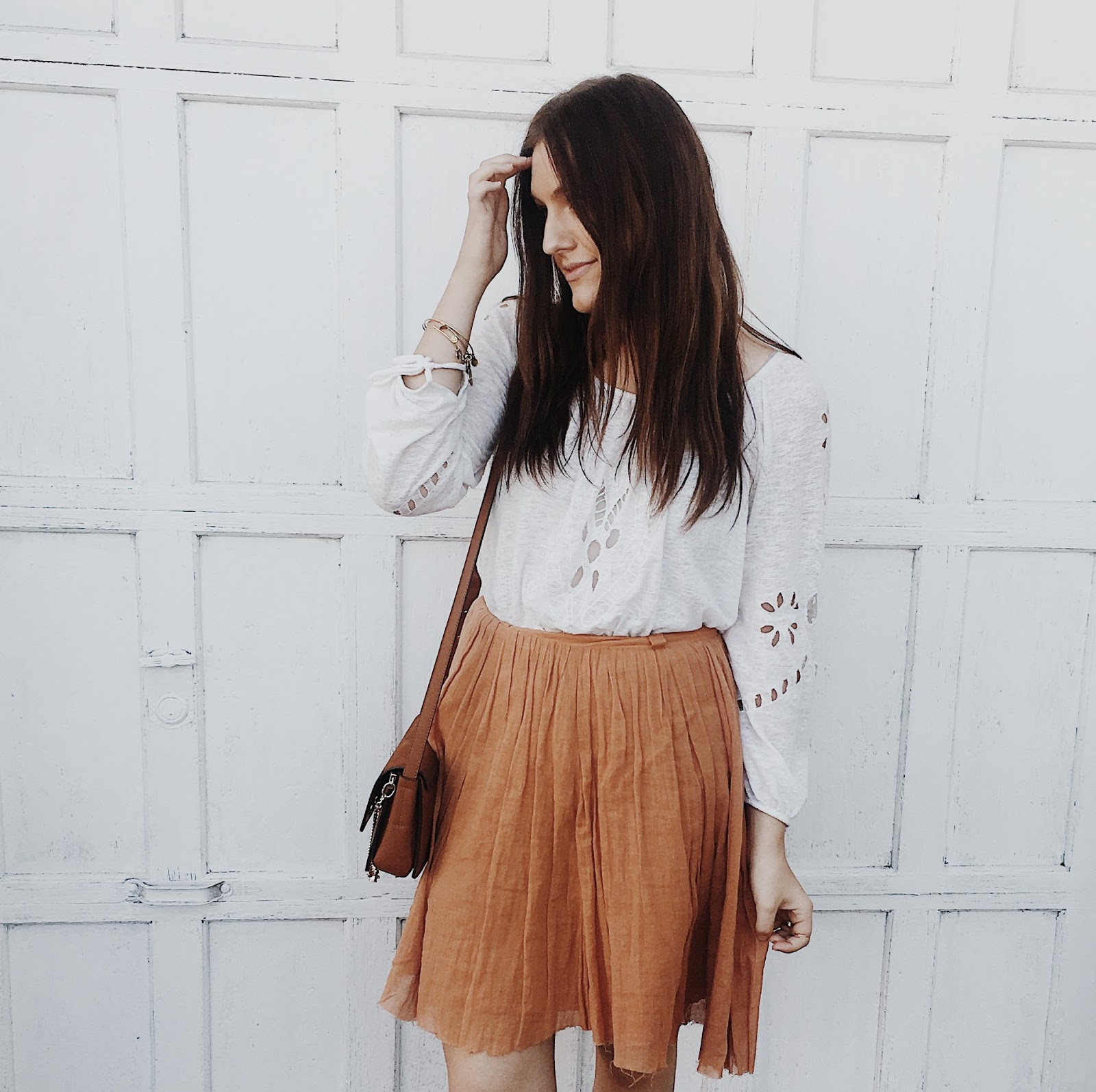 social media validation sabo skirt outfit