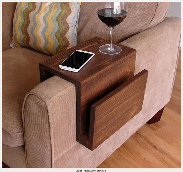 Wonderful Chair Arm Table Trends