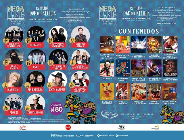 programa mega feria imperial 2017
