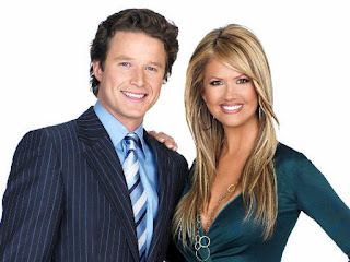 Billy Bush Nancy O'Dell Access Hollywood