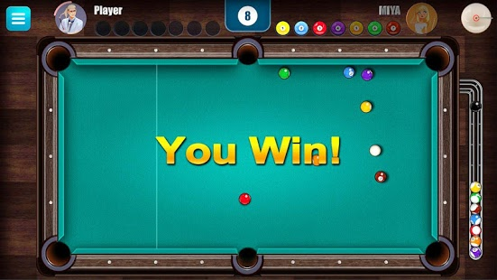Game Billiard Offline Multi Player Hp Android The King of Pool Billiards