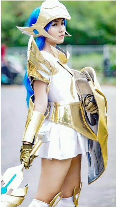 cosplay mobile legends freya