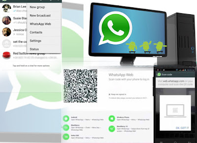 how to access whatsapp on pc, pc par whatsapp kese chalaye