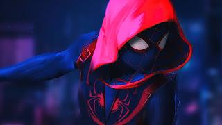 Spider-Man Into The Spider Verse PS Vita Wallpaper