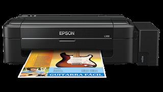 Epson EcoTank L300 driver descargar