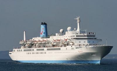 Στην Ηγουμενίτσα το πρωί της Τρίτης το κρουαζιερόπλοιο «Thomson Spirit»