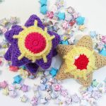 http://www.ravelry.com/patterns/library/amigurumi-staryu-and-starmie