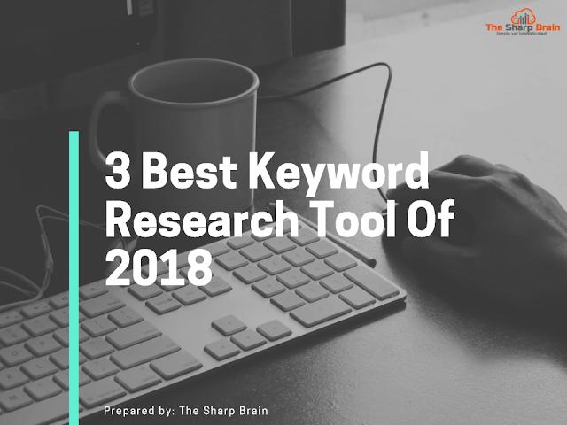Three Free Keyword Research Tools