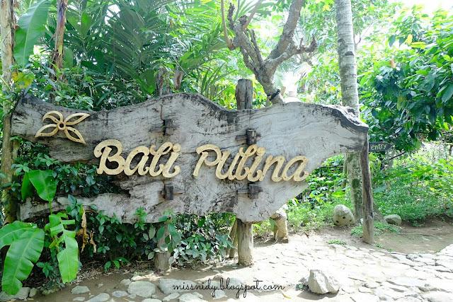 visit to bali pulina