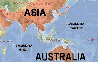 LETAK INDONESIA SECARA ASTRONOMIS DAN GEOGRAFIS