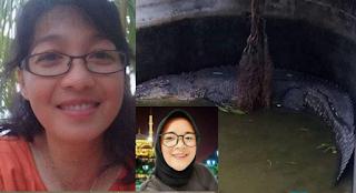 Fakta Mengejutkan Deasy Tuwo yang Tewas Diterkam Buaya
