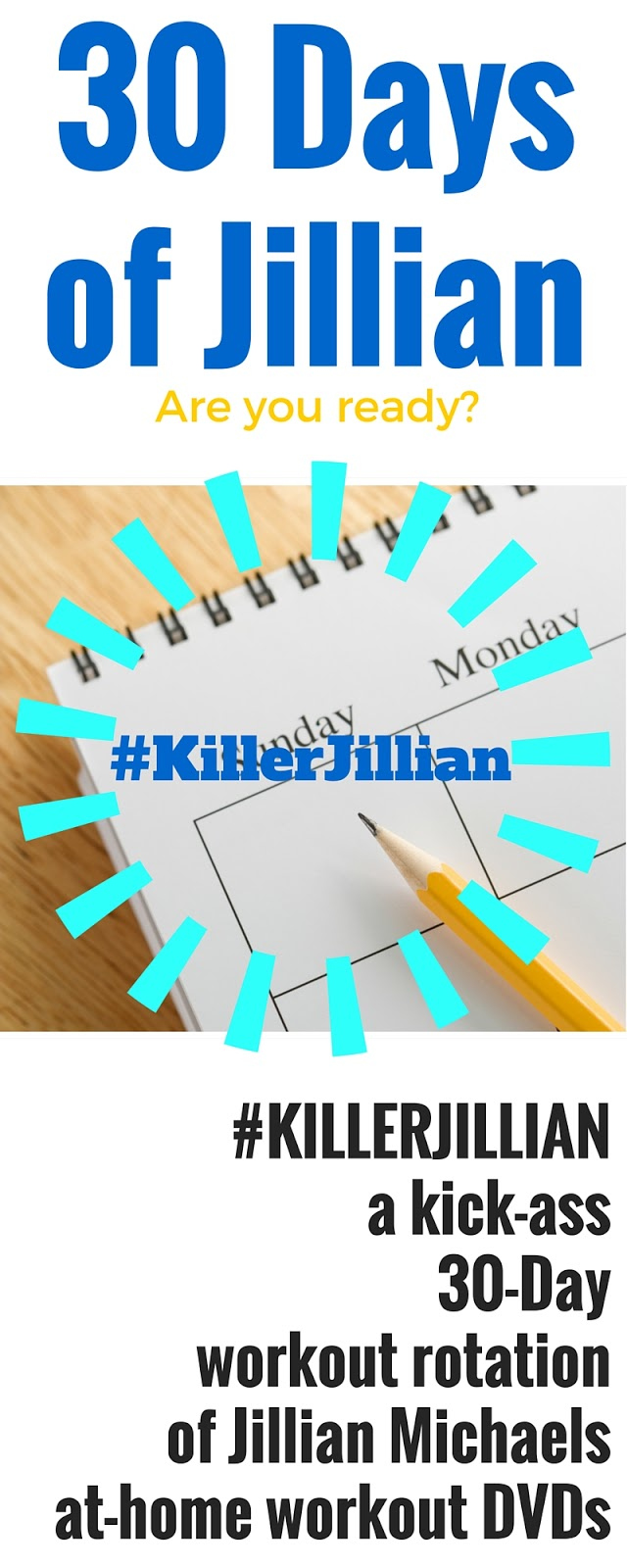 The #killerjillian challenge