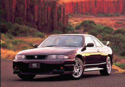 Nissan Skyline GTR R33 Used RB26 Engine