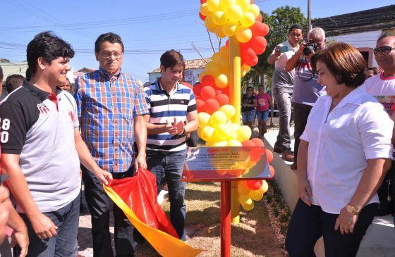 Secretário Acyr Carvalho destaca a importância das reformas de praças no município