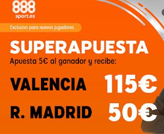 888sport superapuesta Valencia vs Real Madrid 3 abril 2019