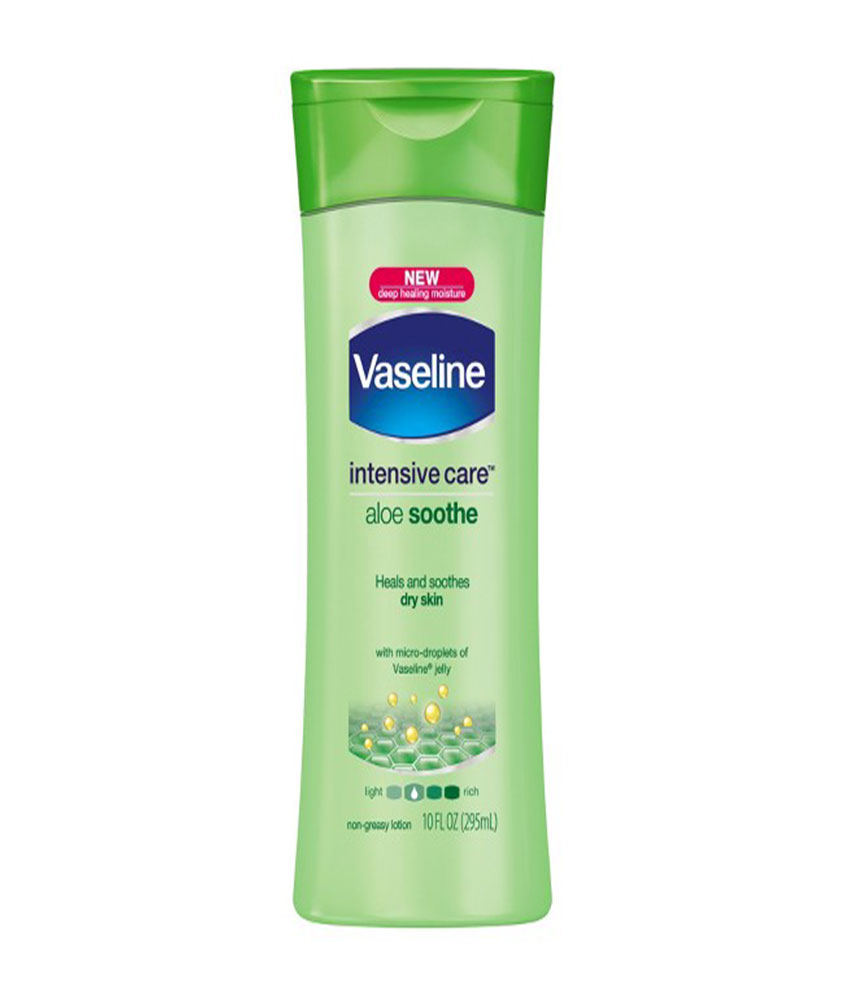 Vaseline Intensive Care Aloe Soothe Lotion 200 ML