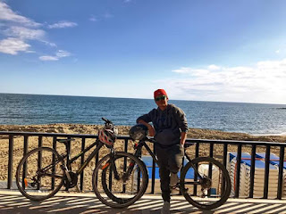 superb seaside biking in costa del sol