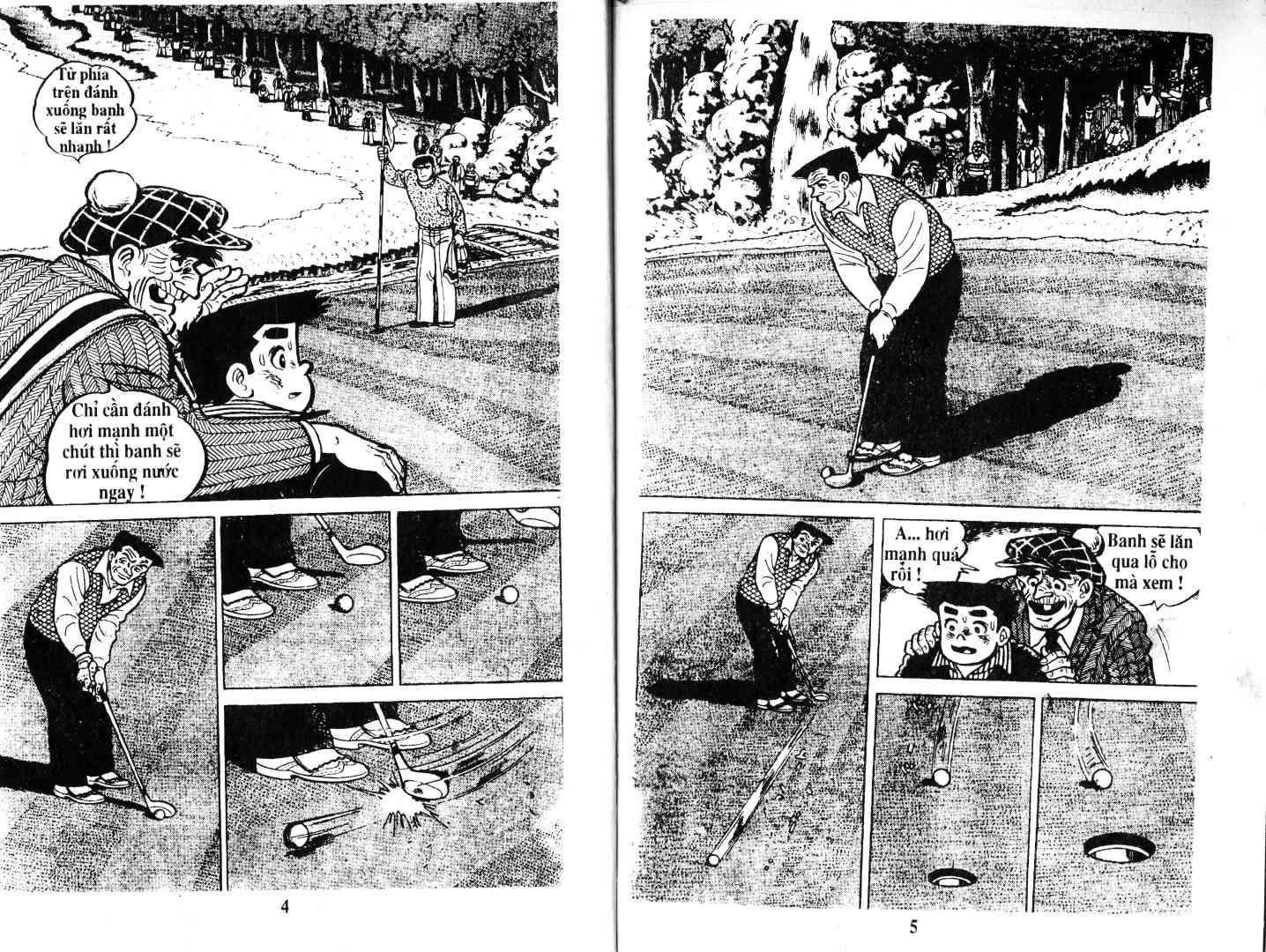 Ashita Tenki ni Naare chapter 52 trang 1